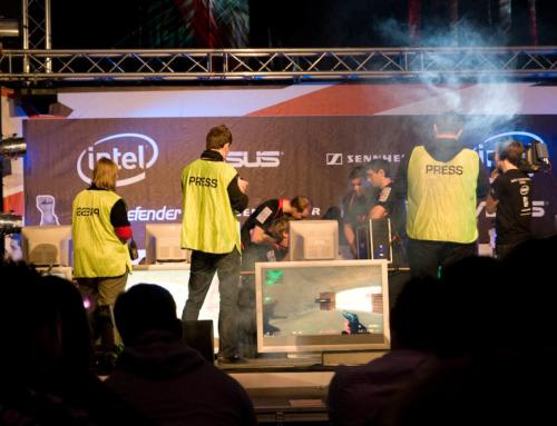 Fotos der ESL Pro Series Germany Finals 15 (Köln, EXPO XXI)