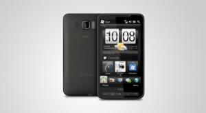 HTC HD2 (Bild von der HTC Homepage)