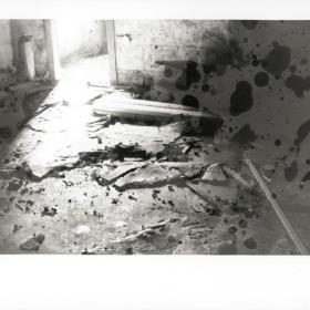 Analoge Fotografie, Motiv: Floor