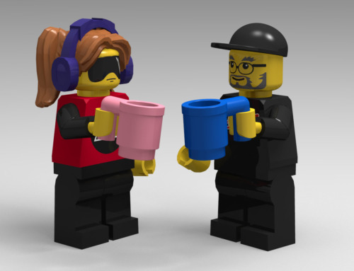 Dorian Bruland – LEGO, Musik, 3D