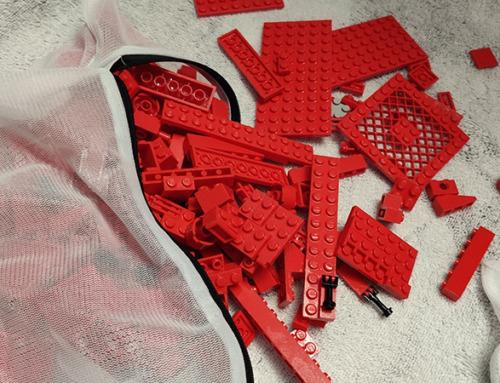 LEGO säubern, in der Waschmaschine